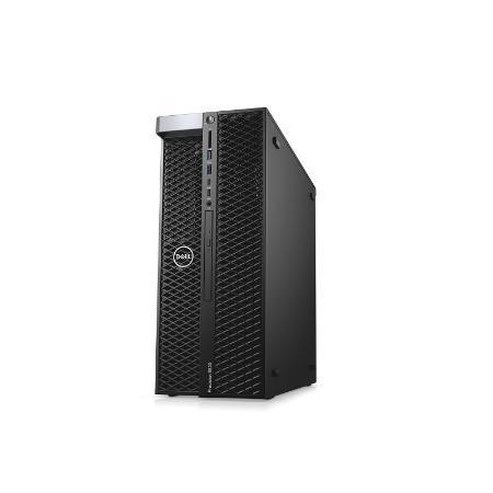 Precision 5820 Tower(Xeon W-2145 (8C 3.7GHz)处理器/64G内存/256GB SSD+2TB硬盘/P2000,5G显卡/425W电源)