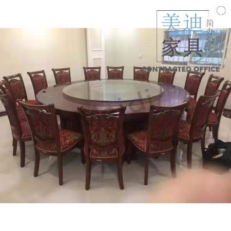 美迪fz001圆餐桌
