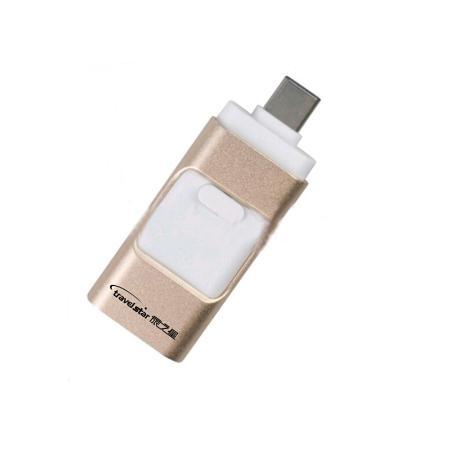 旅之星Type-c手机U盘U320-32G(正)